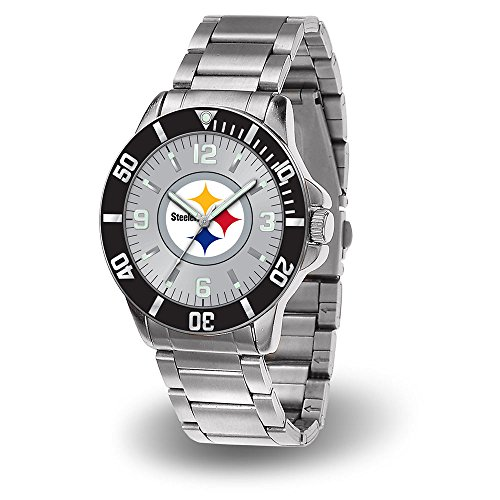 Sport Nfl Watch Mens (Rico NFL Men's Key Watch)