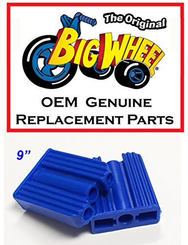 "1 Blue PEDAL for 9"" My 1st The Original Big Wheel, Original Replacement Part"