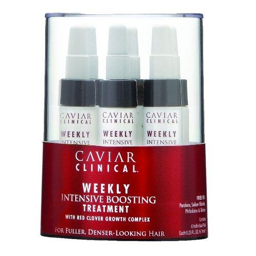 ALTERNA Caviar Clinical Weekly Intensive Boosting Treatment 6 x 0.20 oz vials (Alterna Caviar Treatment)