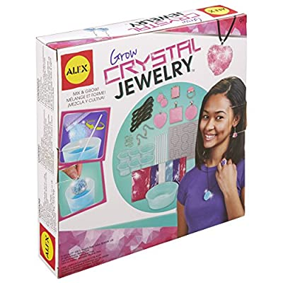 ALEX Toys DIY Wear Grow Crystal Jewelry: Toys & Games