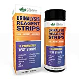 urine dipsticks - 11 Parameter Urine Test Strips (100 Count) Easy - Instant - Accurate!