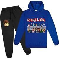 Niños Juegos Familiares Unspeakable 2 Piezas Conjuntos Sudaderas Con Capucha, Roblox La Camiseta De Los Puentes Y Los…