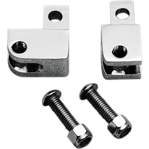 Custom Cycle Engineering Footpeg Elevators ()