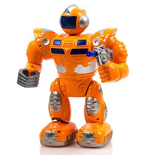 yellow robot toy - 9