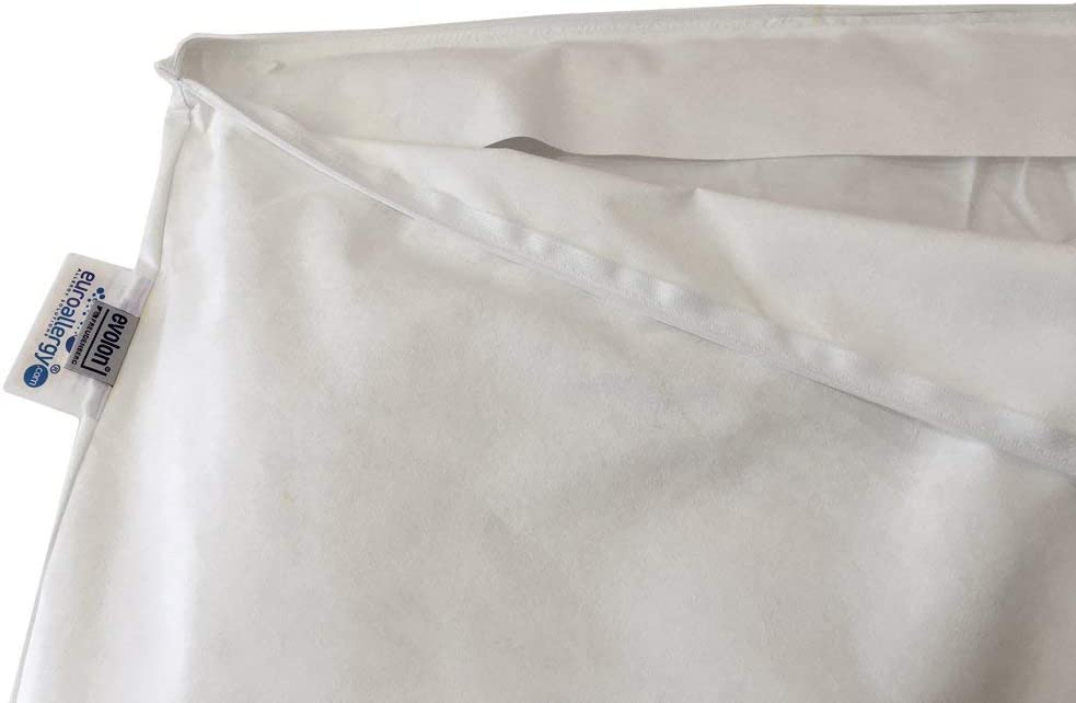 Varias medidas disponibles 140 x 217 cm. Tejido certificado Funda AntiAcaros para Edredon Nordico Euroallergy/® Superior