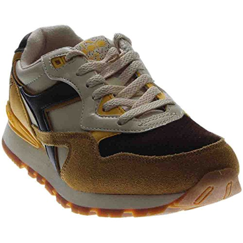 Diadora N-92 Skateboarding Shoe, Marzipan Choco Brown, 12 M US