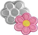 DIY Flowers Shape Aluminum Alloy Baking Mold 27cm*4cm