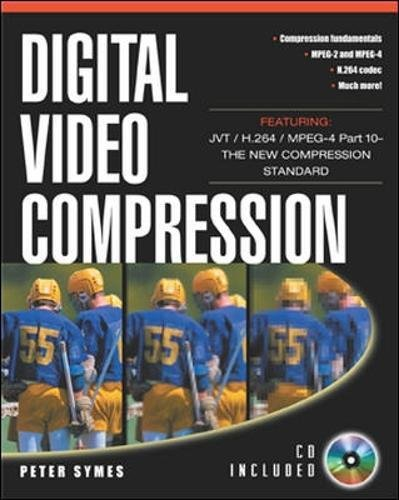 Digital Video Compression (with CD-ROM) by McGraw-Hill/TAB Electronics