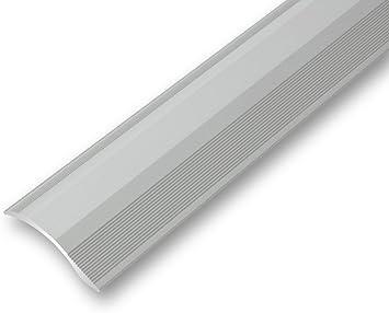 /Übergangsprofil unterschiedliche H/öhen H/öhenausgleichsprofil 9,18/€//m flexibel 45 x 900 mm gebohrt Rampenprofil H/öhenausgleich von 2-20 mm Anpassungsprofil 900 mm, bronze