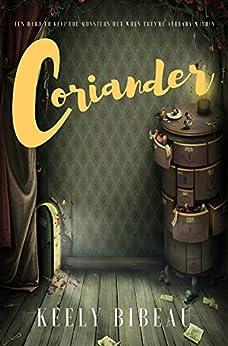 Coriander Keely Bibeau ebook product image