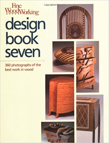 Fine Woodworking Design Book Seven 360 Photographs Of The Best Work In Wood Bk 7 Jim Chiavelli 9781561581245 Amazon Com Books