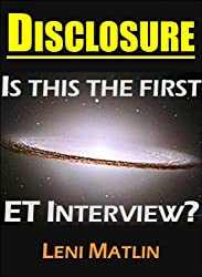 Disclosure - Is This the First ET Interview? (English Edition)