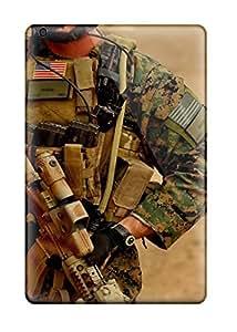 High Quality Us Infantry Tpu Case For Ipad Mini