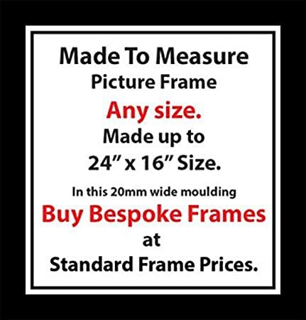 Made to measure Custom Made Bespoke Picture Photos Frames London ...