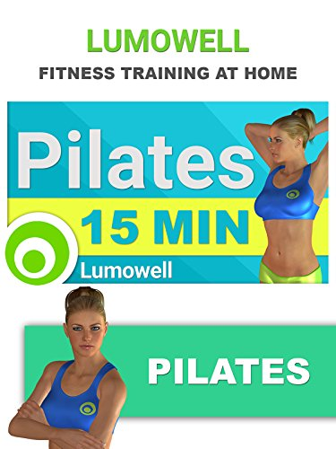 Exercise Products : 15 Minute Pilates Workout. Exercises for a Toned, Slim Body