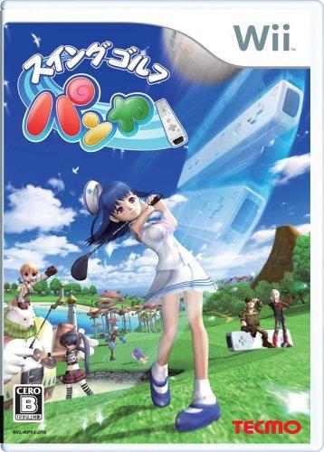 Super Swing Golf Pangya [Japan Import]