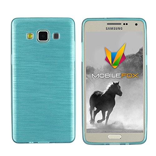 Mobilefox Paul Schutzhülle Soft Case Samsung Galaxy A5 (2014-2015) Blau