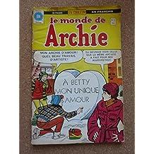 Le monde de Archie #1(French) (1981)