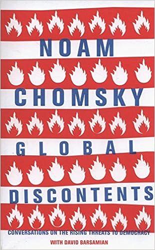 Global Discontents Conversations