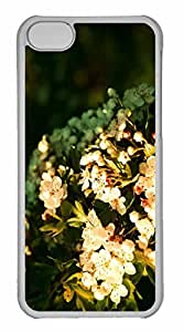 iPhone 5C Case, Personalized Custom Blossom Tree Branch for iPhone 5C PC Clear Case by mcsharks