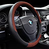 lexus steering wheel - DC Microfiber Leather Auto Car Steering Wheel Cover Anti-slip Universal 15