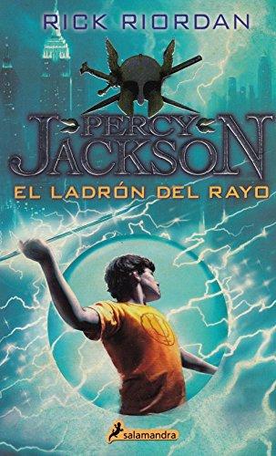 Percy Jackson 5-Book Spanish Set (Percy Jackson Y El Mar De Los Monstruos)