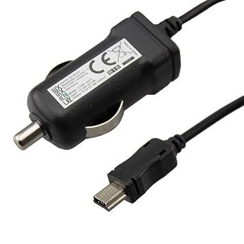 caseroxx Cargador de Coche Mini USB Câble para Garmin Drive ...