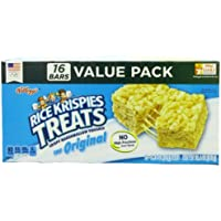 6-Pack Rice Krispies Treats The Original 16-Count Bars