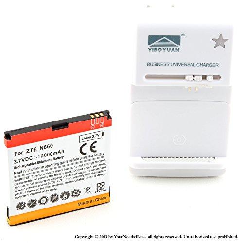zte n860 battery - 1