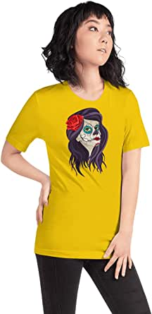Mexican Lady T-Shirt Short Sleeve