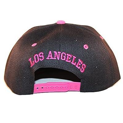 Loyal Cloth City State Los Angeles Snapback Hat