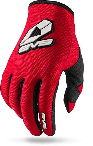 - EVS Sports Sport Gloves (Red, Medium)