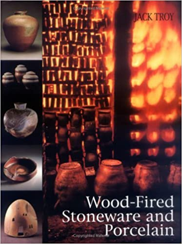 Book Wood-Fired Stoneware and Porcelain by Jack Troy (1995-05-02)