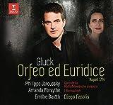 Music : Gluck: Orfeo ed Euridice (2CD)