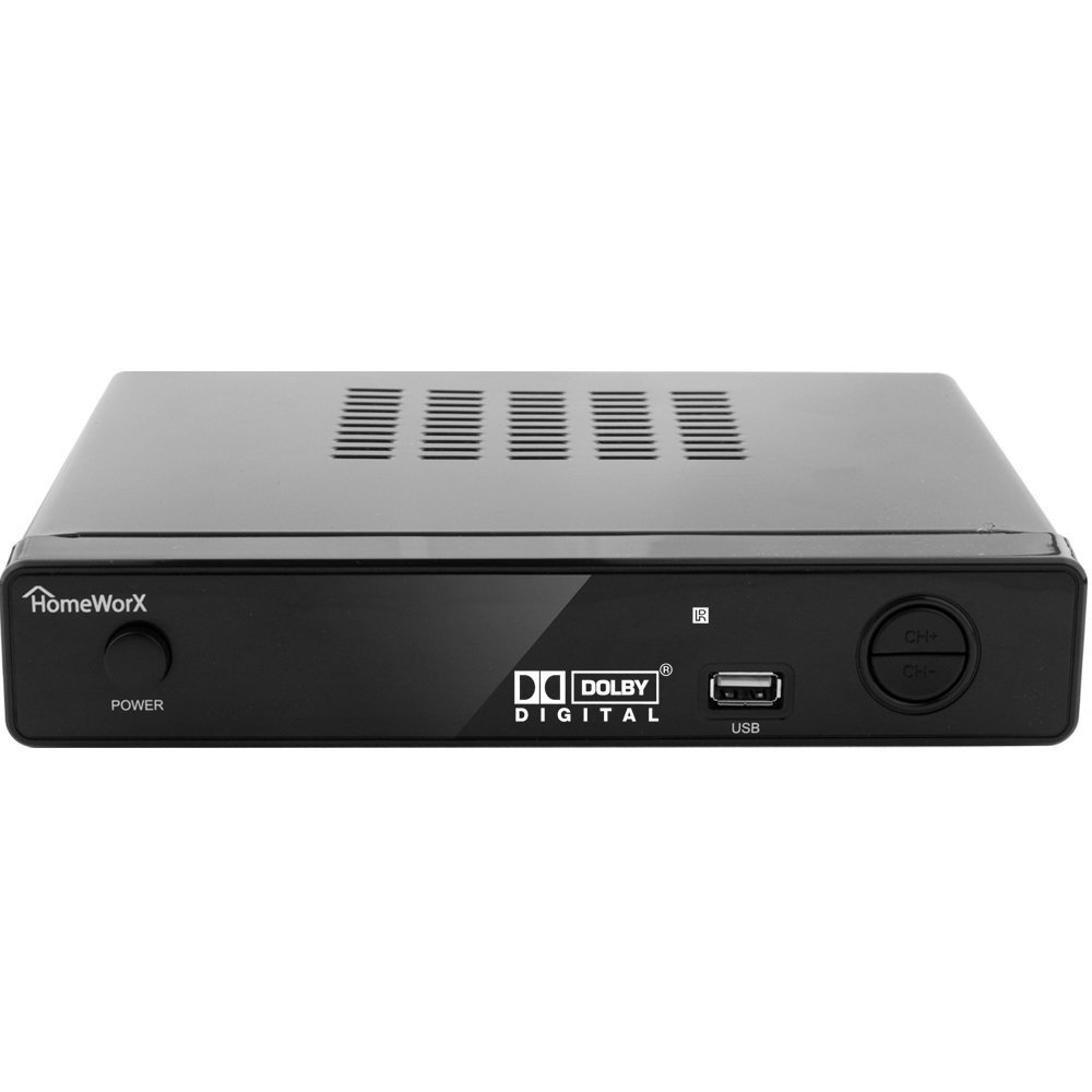 Amazon.com Mediasonic HW150PVR HomeWorx HDTV Digital Converter Box with HDMI Recording Function and USB playback + Digital Antenna + Premium HDMI Cable ...  sc 1 st  Amazon.com & Amazon.com: Mediasonic HW150PVR HomeWorx HDTV Digital Converter ... Aboutintivar.Com