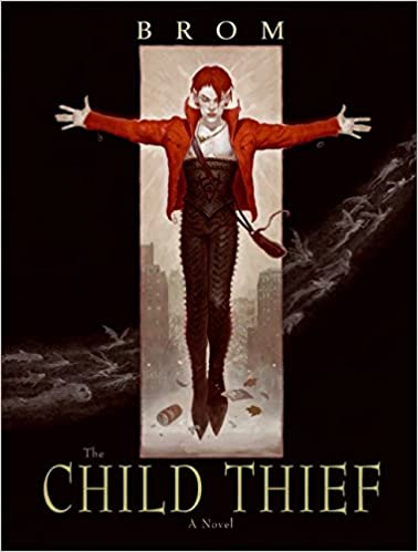 Image result for the child thief brom
