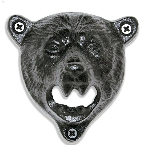 wall bear bottle opener - 3