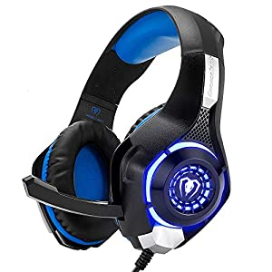 Best Epic Trends 51vjvSMeHHL._SS300_ Beexcellent GM-1 Gaming Headset for PS4, PS4 Pro, PlayStation 5, Xbox One & Xbox Series X|S, Nintendo Switch, Mac and…