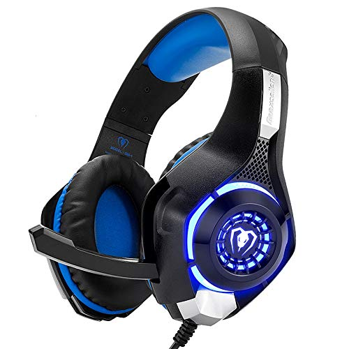 Beexcellent GM-1 Gaming Headset for PS4, PS4 Pro, PlayStation 5, Xbox One & Xbox Series X|S, Nintendo Switch, Mac and…