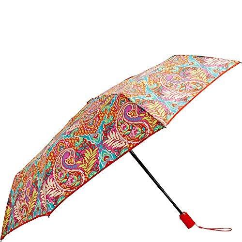 Vera Bradley Umbrella, Paisley in Paradise