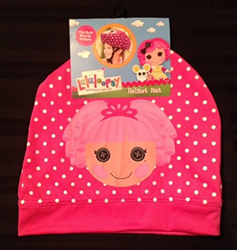 Lalaloopsy Children's Bicycle Helmet Hat Cover