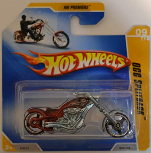 - OCC Splitback #09 Red Hot Wheels Short Card HW Premiere Series 1:64 Scale Collectible Die Cast Model Car