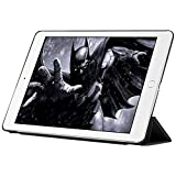 iPad Mini 2 Case, ESR iPad Mini Smart Case Cover [Synthetic Leather] Translucent Frosted Back Magnetic Cover with Sleep/Wake Function [Ultra Slim][Light Weight] for iPad Mini 1/2/3 (Mysterious Black)