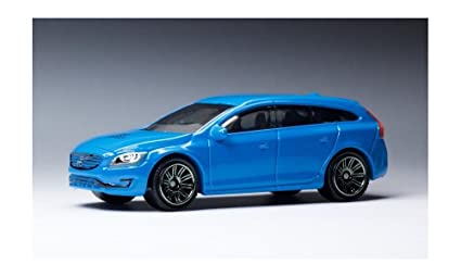Matchbox 2016 Volvo V60 Wagon 8/125, Light Blue