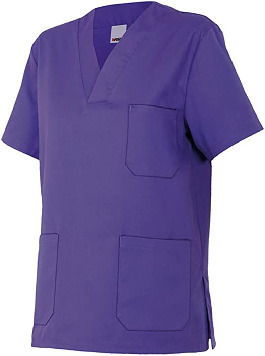 Velilla 589/C26/T4 Camisola Pijama de Manga Corta con Escote en ...