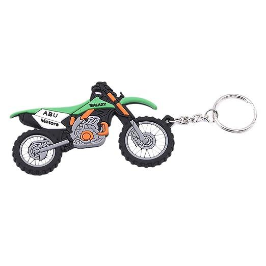 KYMLL - Llavero Creativo para Motocicleta, Llavero para ...