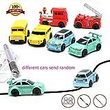 Kaluo 1 Pcs Magic Vehicles Inductive Truck Follow Drawn Black Line Sports Car, Magic Mini Inductive Car Educative, Imaginative, Learning & Fun | for Boys and Girls