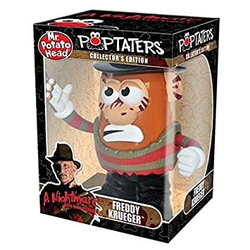 A NIGHTMARE ON ELM STREET Freddy Krueger Mr Potato Head Figurine PPW Toys