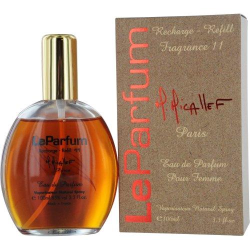 Martine Micallef Paris Le Parfum Eau de Parfum Spray Pour Femme for Women (Refill #11), 3.4 Ounce ()