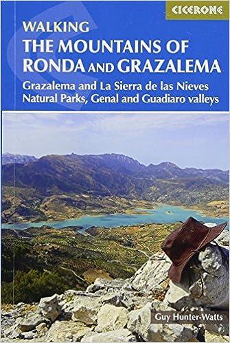 Descargar Epub Walking The Mountains Of Ronda & Grazalema. Cicerone Press.